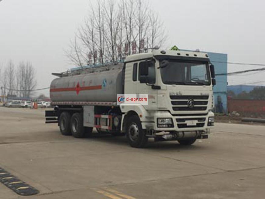 CLW5250GYYLS5 Type aluminum alloy fuel truck