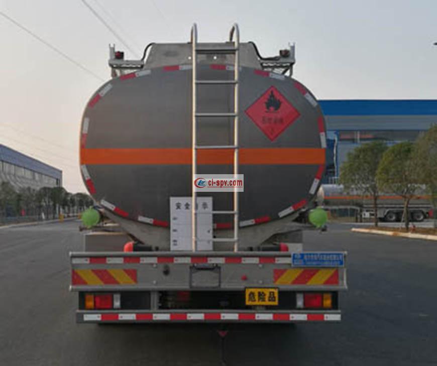 CLW5320GYYLCQ5 aluminum alloy oil tanker
