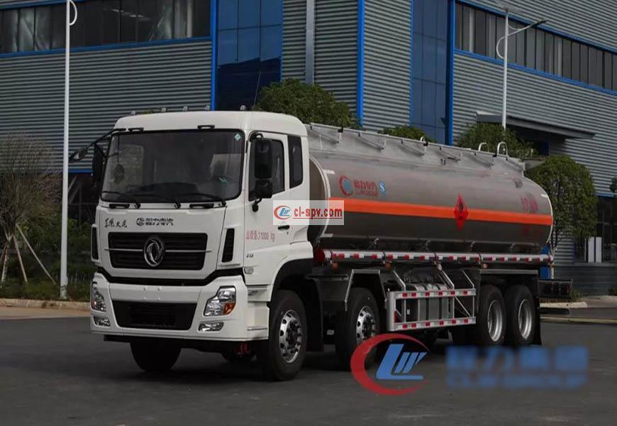 DLQ5310GYYD5L aluminum alloy oil tanker