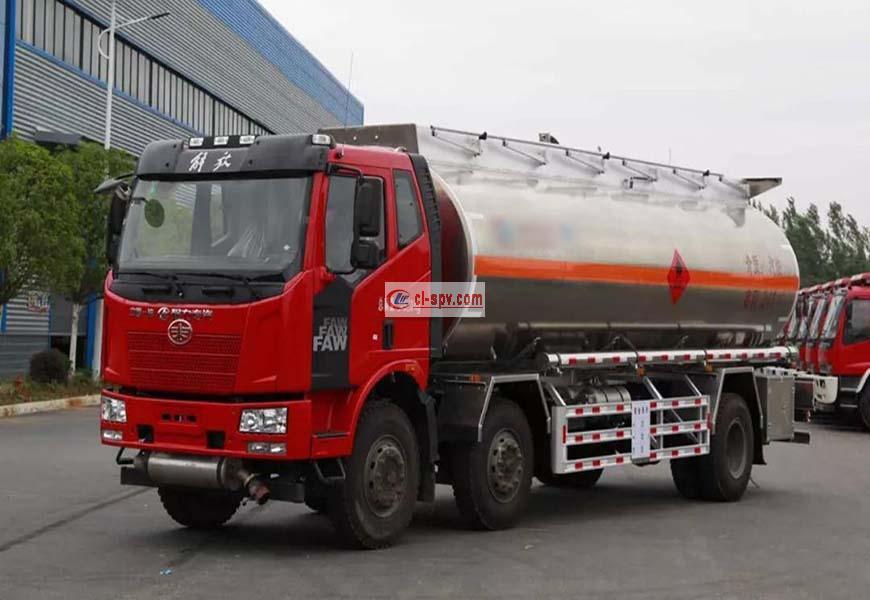 CLW5251GYYLC5 aluminum alloy oil tanker