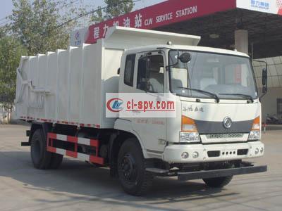东风压缩式对接垃圾车(CLW5165ZDJE5)