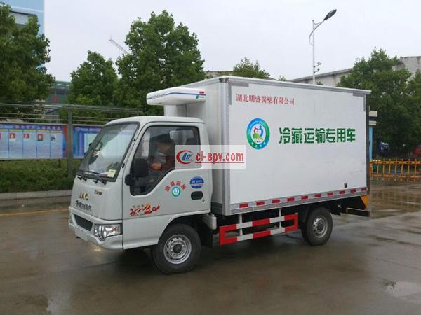 江淮康铃冷藏车(国五)
