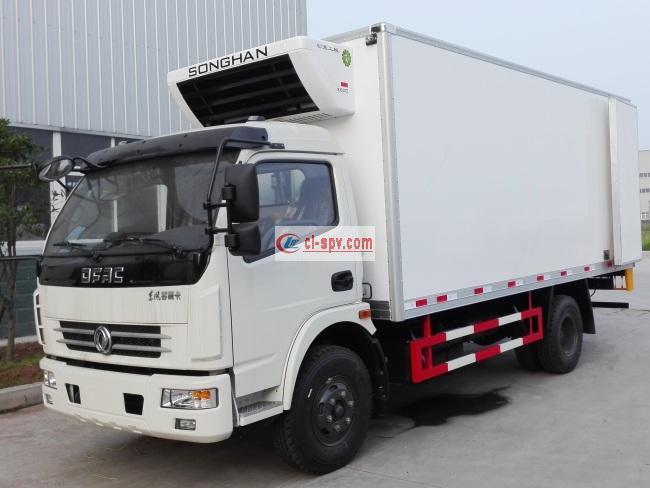 东风大多利卡5.2米冷藏车(EQ5090XLC8BDCAC)