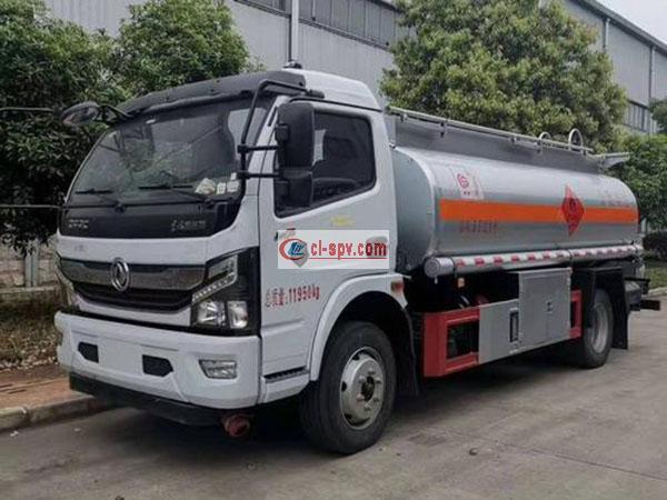 东风凯普特5吨欧六排放油罐车