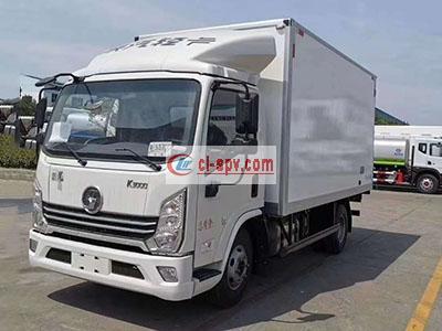 陕汽德龙K3000冷藏车