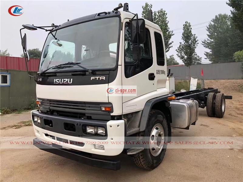 Camiones Isuzu FTR baratos a la venta