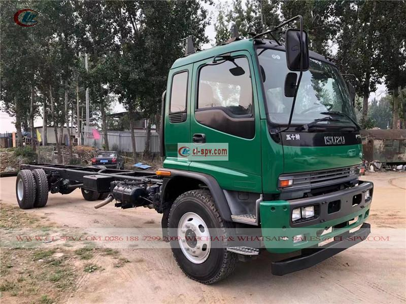 Camión Isuzu FTR a la venta