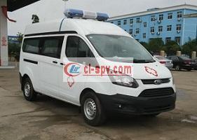 福特新全顺V362汽油救护车