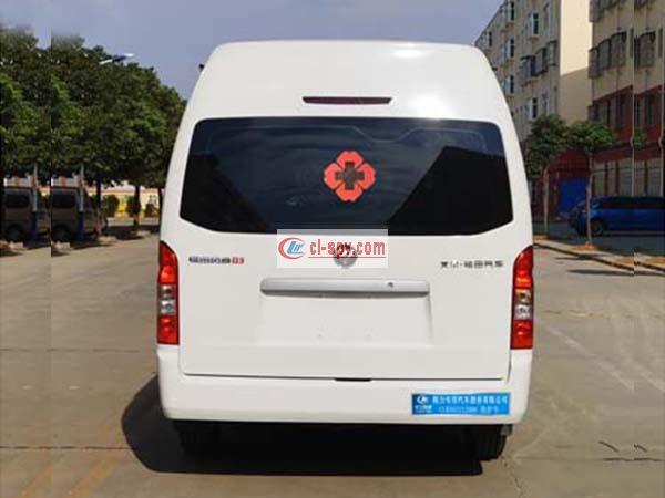 Foton G9 ambulance car
