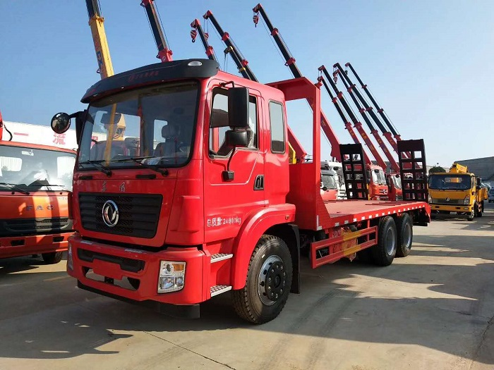 Dongfeng-Star 6×4 flatbed truck