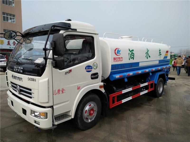 Dongfeng DLK 8 tons -9.2 t sprinkler