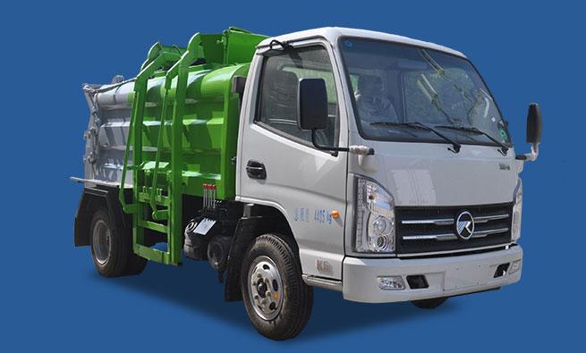 凯马3方餐厨garbage truck