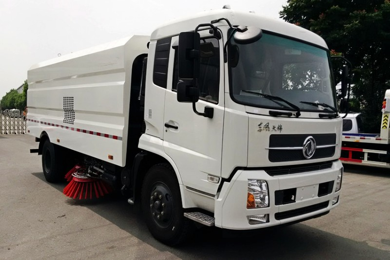Dongfeng Tianjin Road sweeper