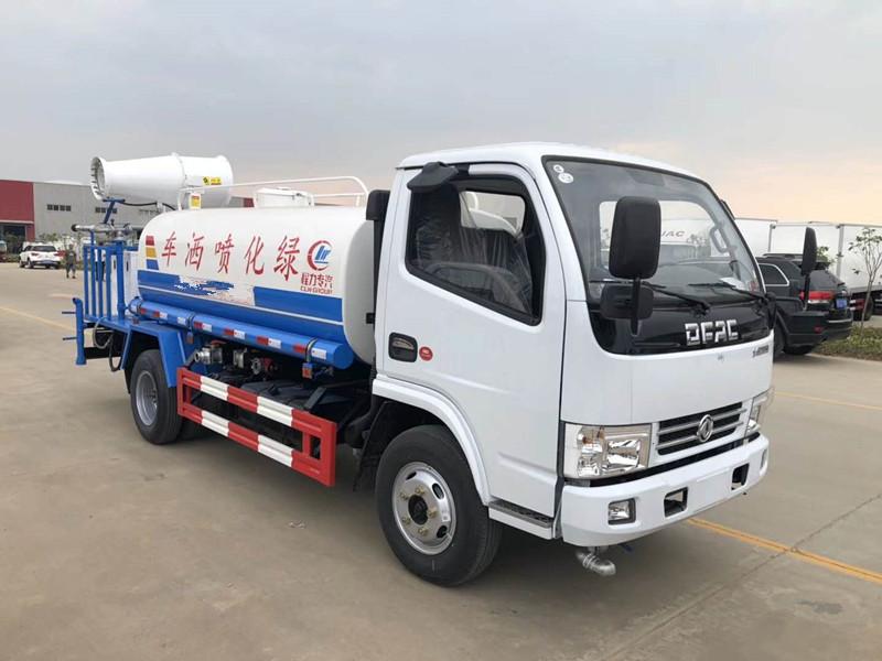 Dongfeng 5 le véhicule de désinfection d'artillerie de brouillard de CBM