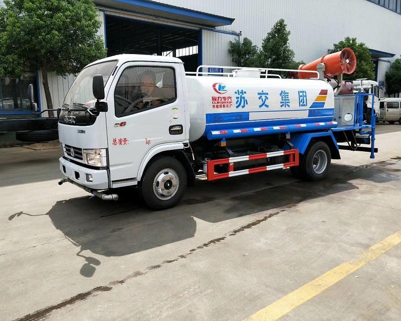 Dongfeng 5000 л обеззараживание грузовик
