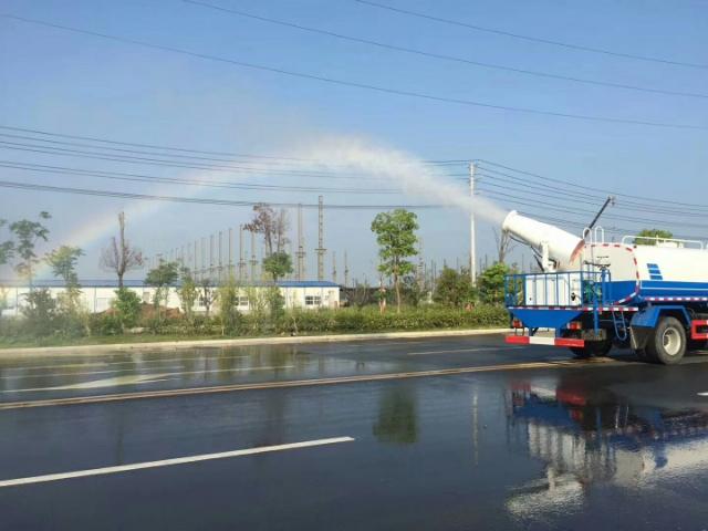 Dongfeng pont à l'unité 55 mètres de pulvérisation véhicules