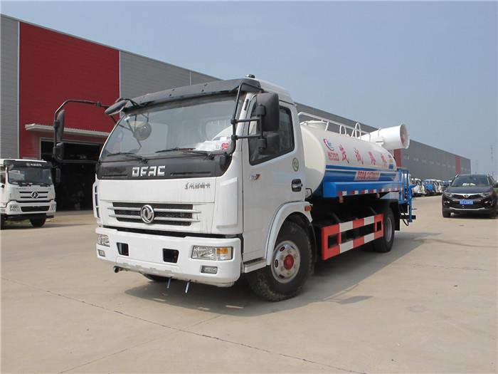 Dongfeng DLK 8 cbm spray dust suppression truck