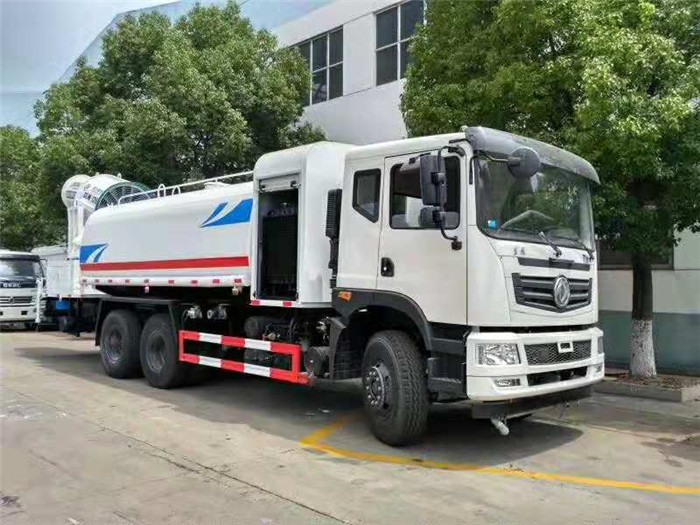 DongfengT5 6×4 18cbm Dust suppression truck vehicle