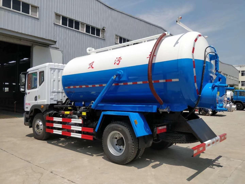 D9 Saug-Abwasser-LKW 4
