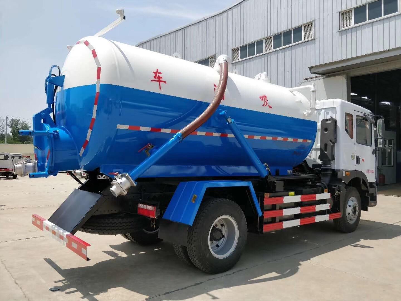 D9 Saug-Abwasser-LKW 5