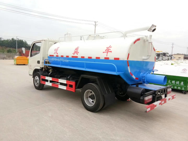 DLK مشرق کی طرف سکشن ٹرک 4 (4)