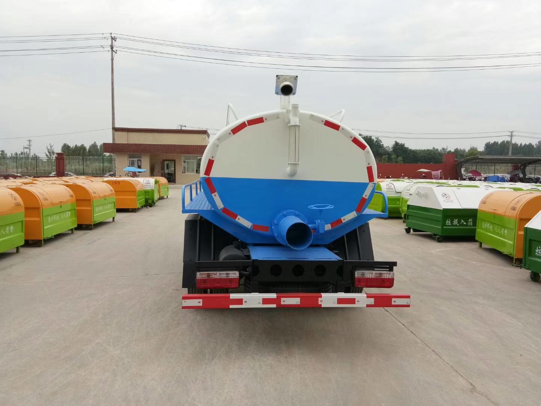 DLK مشرق کی طرف سکشن ٹرک 4 (6)