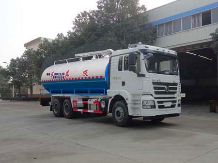 Shacman Delong 6×4 15 cbm vacuum suction truck